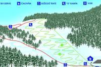 Štós Mapa tras