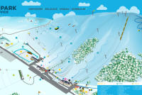 HeiPark Tošovice Piste Map