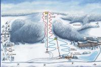 Zakopane - Polana Szymoszkowa Trail Map