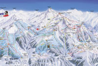 Nendaz Piste Map