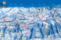 Bettmeralp - Aletsch Arena Trail Map