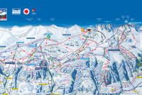 Aletsch Arena Trail Map