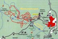 Oberhof Trail Map