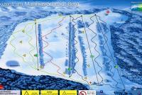 Sankt Andreasberg Mapa zjazdoviek