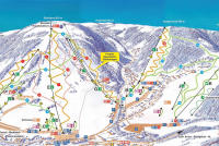 Willingen Trail Map