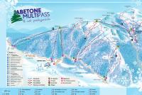 Abetone Piste Map