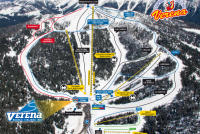 Asiago Piste Map