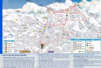 Lurisia - Monte Pigna Piste Map