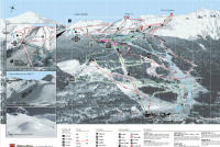Chapelco Trail Map