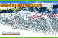 Piazzatorre Piste Map
