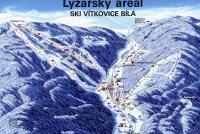 Bílá Trail Map