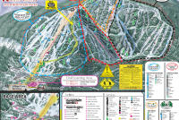 Kimberley Trail Map