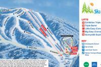 Ski Sundown Trail Map
