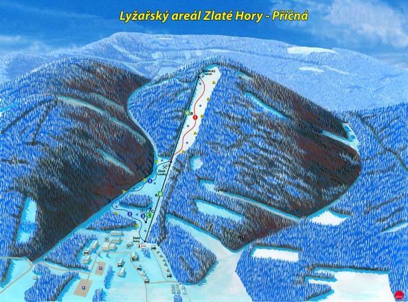 Piste Map