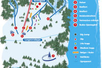 Budor Trail Map