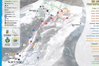 Pratospilla Trail Map