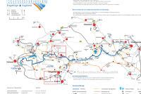 Klingenthal Mapa zjazdoviek