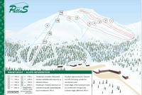 Pallas Trail Map