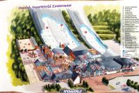 SnowWorld Zoetermeer Piste Map