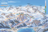 Freesports Arena Dachstein Krippenstein Trail Map