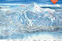 Lofsdalen Mapa zjazdoviek