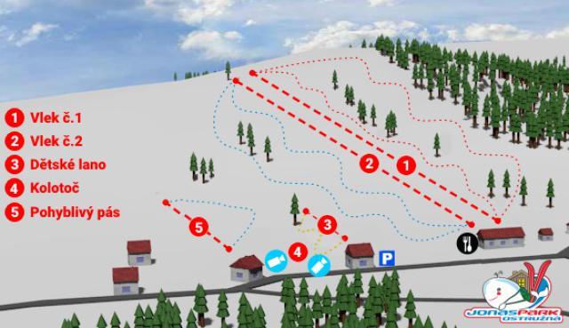 Mappa piste