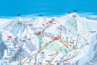 Grindelwald - First Piste Map