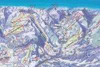 Kleinwalsertal - Talskigebiet - Heuberg Arena Trail Map
