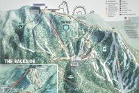 Sierra-at-Tahoe Piste Map