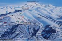 Pian delle Betulle - Alpe di Paglio Mapa zjazdoviek