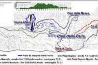 Zambla - Oltre il Colle Trail Map