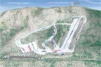 Blue Hills Ski Area Plan des pistes