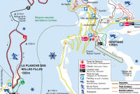 Ballon d'Alsace Trail Map