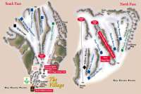 The Homestead Piste Map