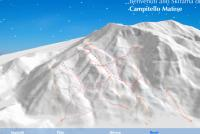 Campitello Matese Piste Map