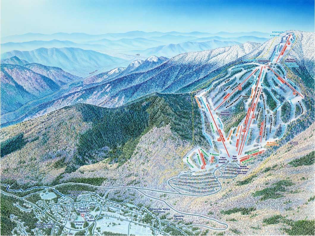 Waterville Valley Ski Resort 43