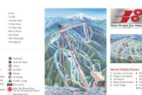 Red River Piste Map