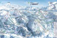 Flumet - St Nicolas la Chapelle Trail Map
