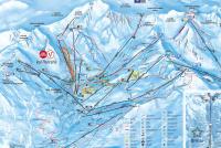 Orelle Mappa piste