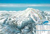 Gautefall Piste Map