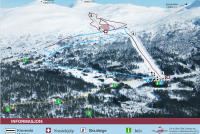 Stryn Trail Map
