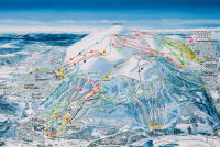 Trysil Trail Map