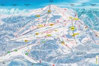Winklmoosalm - Reit im Winkl Mapa zjazdoviek