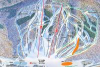 Calabogie Peaks Plan des pistes