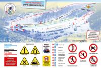 Pian Neiretto Piste Map