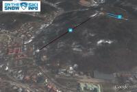 Krynica - Góra Parkowa Mappa piste
