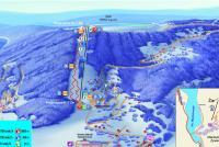 Międzybrodzie - Góra Żar Trail Map
