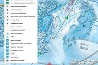Przemyśl Piste Map
