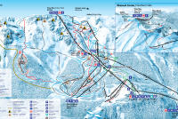 Rosa Khutor Trail Map