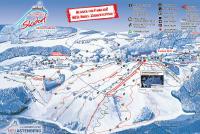 Postwiesen Skigebiet Neuastenberg Trail Map
